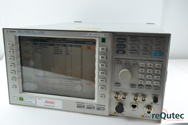 Agilent E5515C (8960) Wireless Communication Test Set – Bild 1
