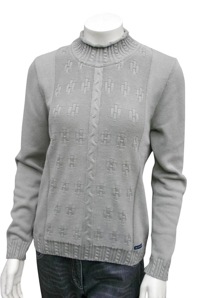 Blue Willis leichter Damen Pullover khaki hell