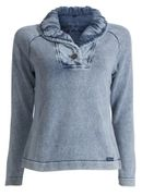Blue Willis Damen Strickpullover Iceblau