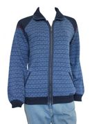 Blue Willis Damen Strickjacke indigo/ ice