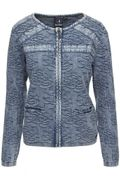 Key West Damen Strickjacke stone wash-1