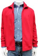 Key West Herren Strickjacke rot-2