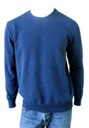 PIECE OF BLUE Herren Pullover-1