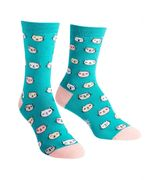 Sock it to me - Damen Socken - Feline Fine