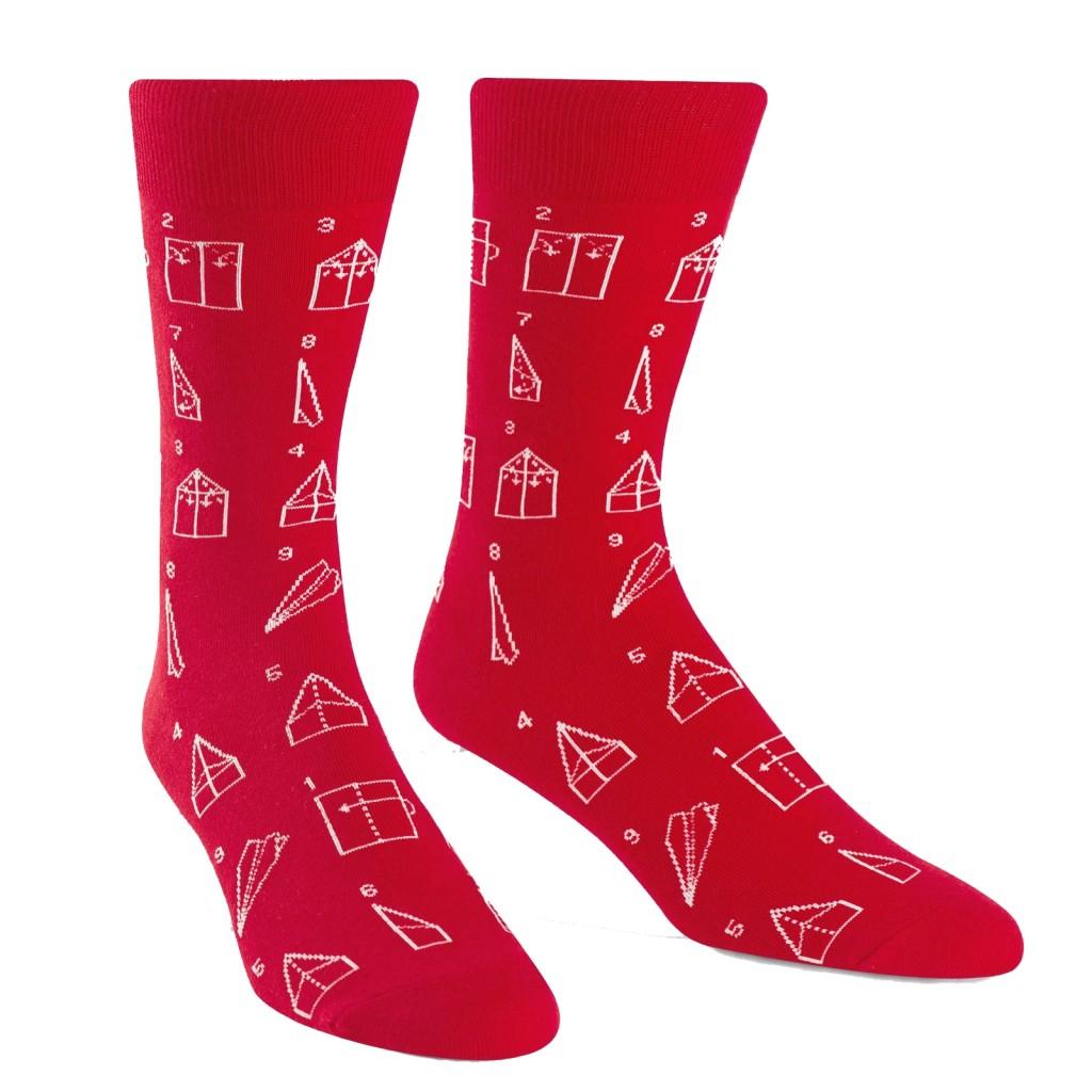 Sock it to me - Herren Socken  How to fly