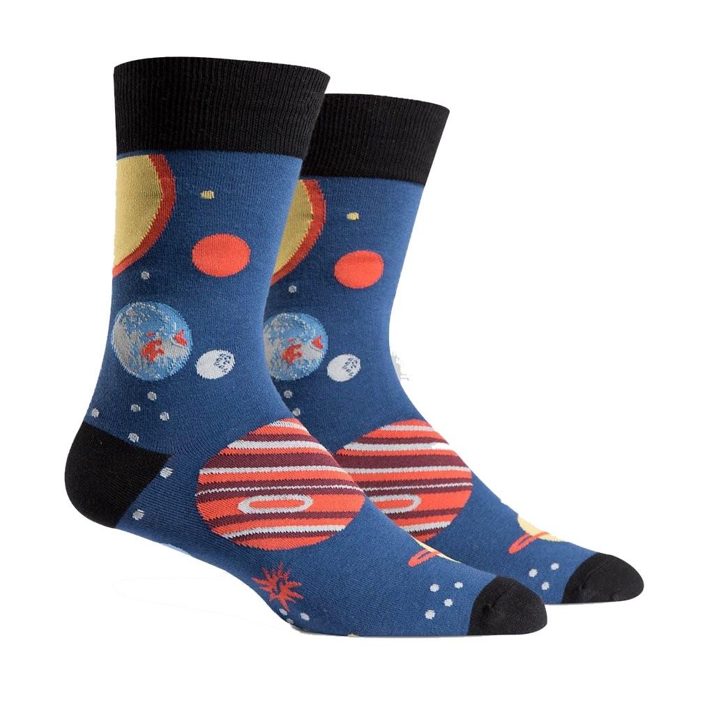 Sock it to me - Herren Socken  Planets