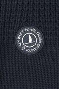 Key West Herren Strickjacke Windbreaker - dark navy-5