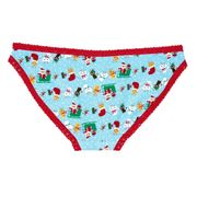 Sock it to me - Damen Slip Jingle Cats Gr. S, M, L-2