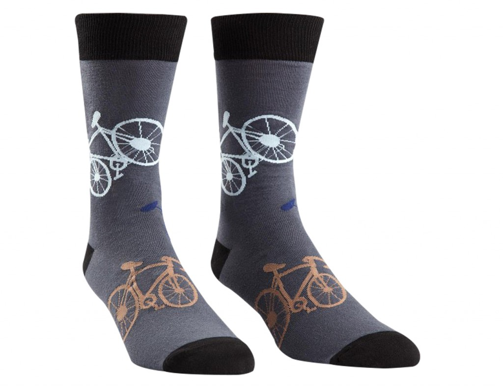 Sock it to me - Herren Socken  Large Bikes