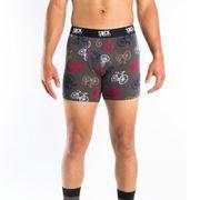 Sock it to me - Herren Boxer Short Large Bikes Gr. M, L, XL