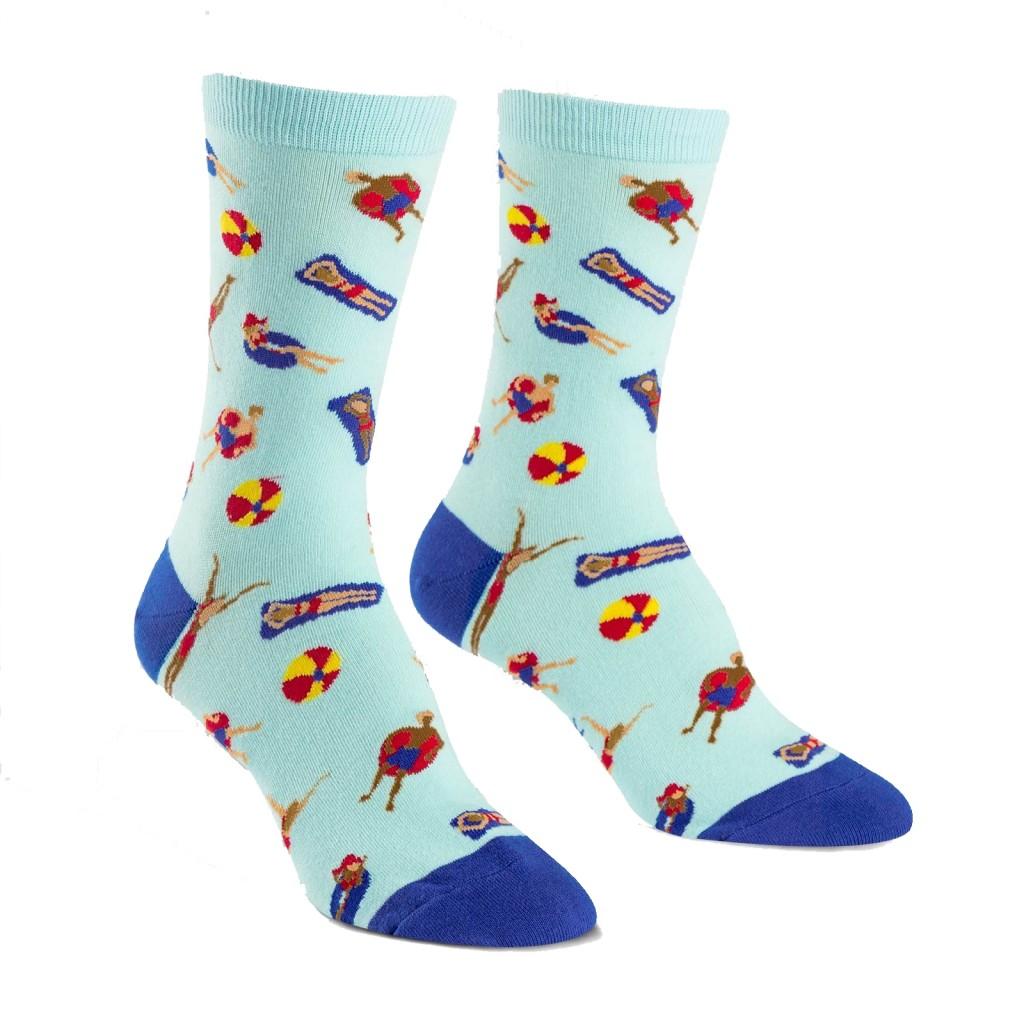 Sock it to me - Damen Socken - Pool Party