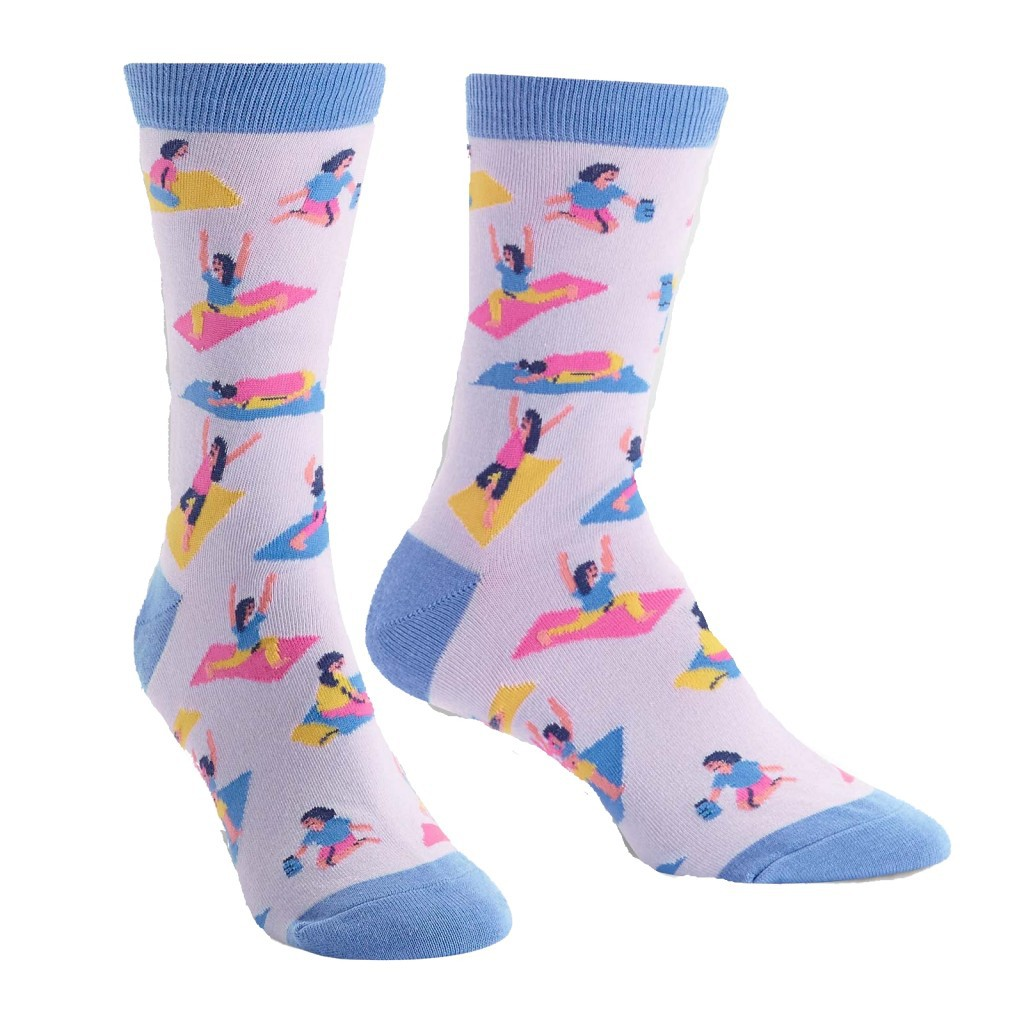 Sock it to me - Damen Socken - Pose your toes Yoga