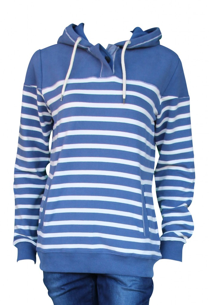 Key West Damen Sweatpullover Kapuze