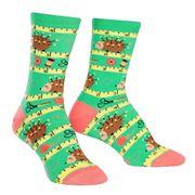 Sock it to me - Damen Socken - Sew Crafty