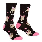 Sock it to me - Damen Socken - Pugasus