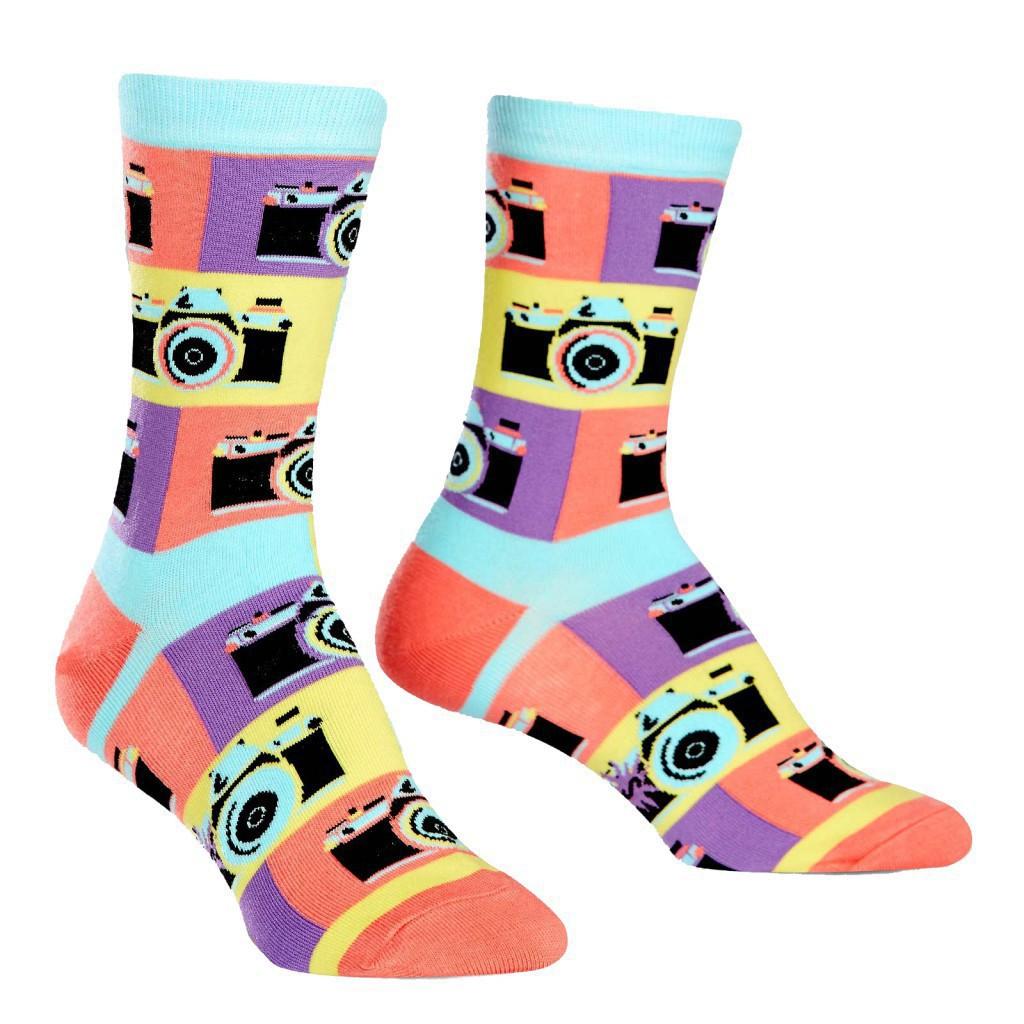 Sock it to me - Damen Socken - Say Cheese