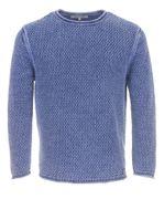 PIECE OF BLUE Herren Pullover