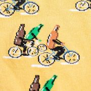 Sock it to me - Herren Socken Beers on Bikes