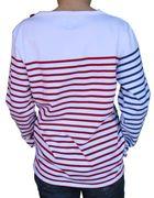 Mousqueton Da. Shirt lang Streifen