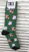 Sock it to me - Herren Socken Dapper Goats-2