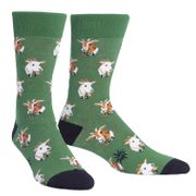 Sock it to me - Herren Socken Dapper Goats-1