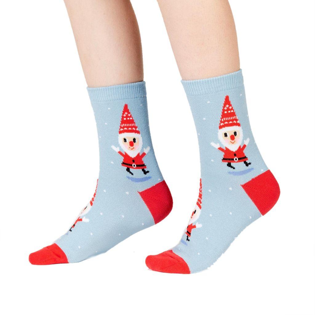 Sock it to me - Kinder Socken - Santa Gnome