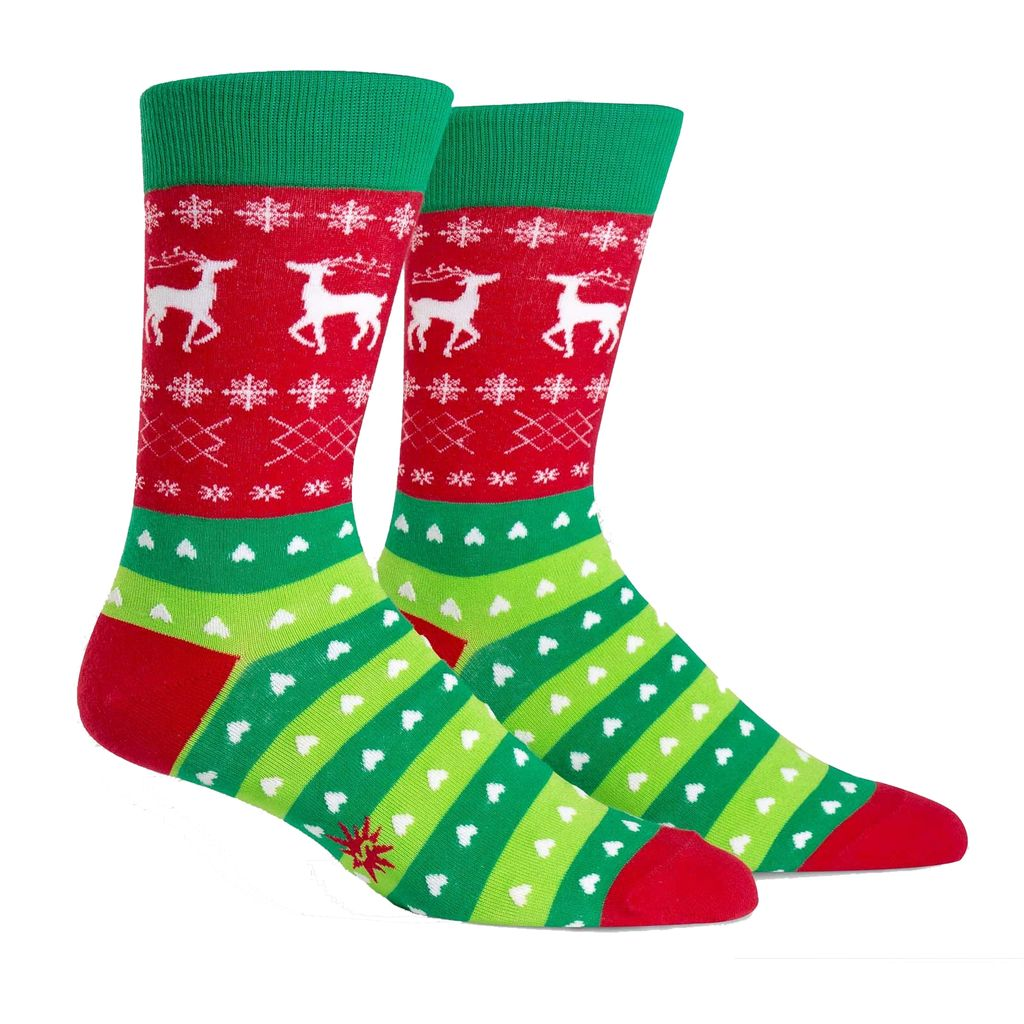 Sock it to me - Herren Socken  Tacky Holiday Sweater