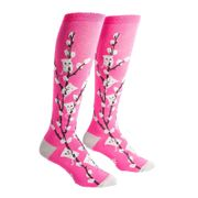 Sock it to me - Damen Socken lang - Kitty willows