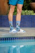 Sock it to me - Herren Socken Mermen