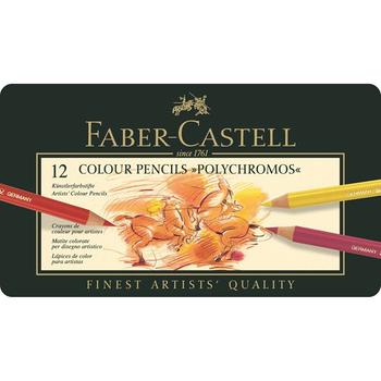 FaberCastell | Polychromos | 12er Set – Bild 2
