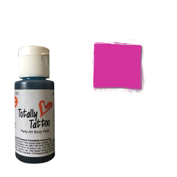 Badger Airbrush Tattoo Farbe | 30ml | Pink Pizzaz – Bild 1
