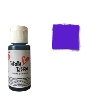 Badger Tattoo Airbrush Farbe | 30ml | Purple Passion – Bild 1