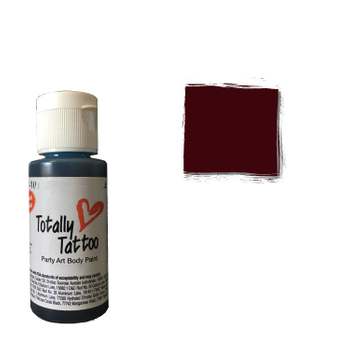 Badger Airbrush Tattoo Farbe | 30ml | Downtown Brown – Bild 1
