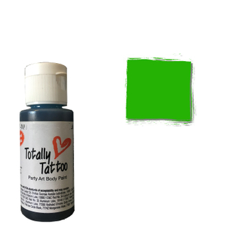 Badger Tattoo Airbrush Color | 30ml | Go Go Green – Bild 1