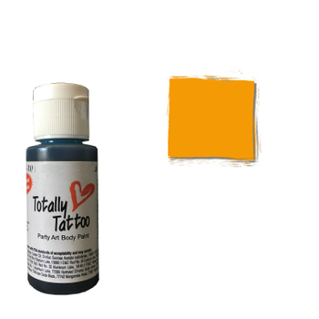 Badger Tattoo Airbrush Color | 30ml | Golden Sunset – Bild 1