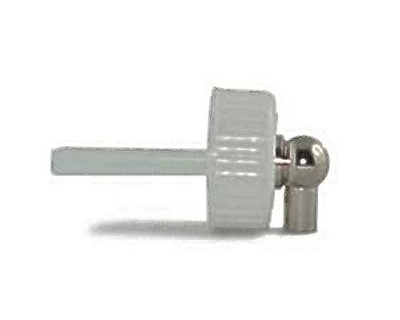 Siphon Connector with hose for glass 15 ml | H&S