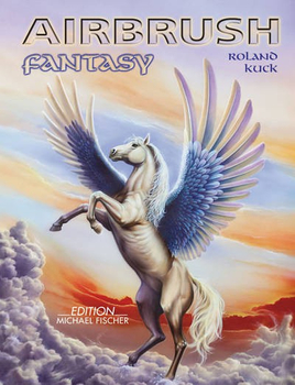 Airbrush | Fantasy Specialist Book mit DVD | German
