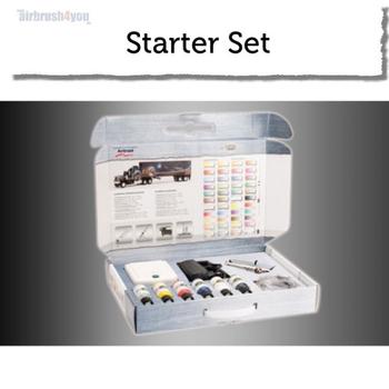 H & S   Airbrush Starter Set – Bild 1