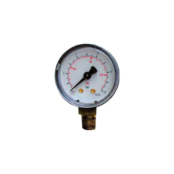 Manometer lateral connection | G 1/8""