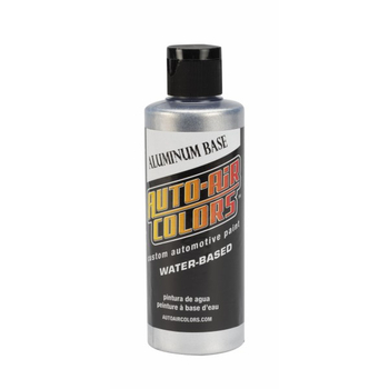 Auto Air Colors | 480ml | Base Coat | Aluminium