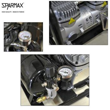 SparMax | AC 500 | compressor – Bild 2