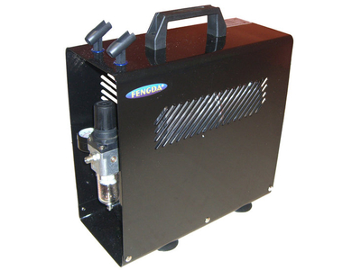 Airbrush Compressor Fengda Model 186A