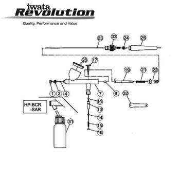 Iwata Revolution | HP AR – Bild 3