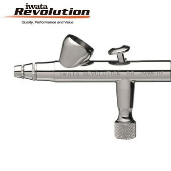 Iwata Revolution | HP BR – Bild 1