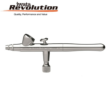 Airbrush Set | °Base° | Iwata Revolution BR – Bild 4