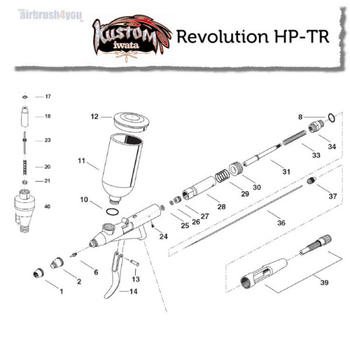 #1 | Needle Cap | Kustom Revolution