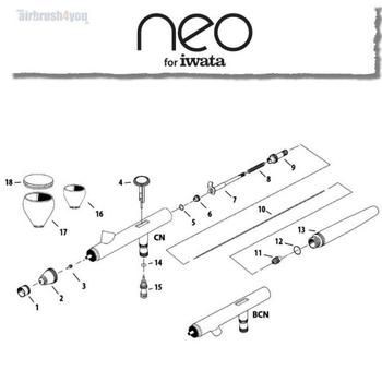 #1 | Needle Cap | neo CN / BCN