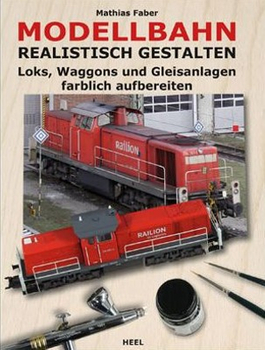 Model train realistic designing | German