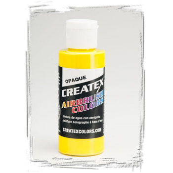 Opaque Yellow | Createx Airbrush Color