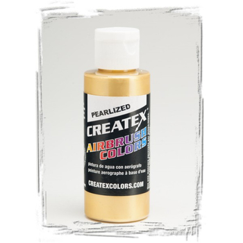 Pearl Satin Gold | Createx Airbrush Color